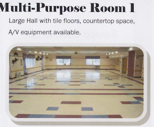 Multi-Purpose Room 1
