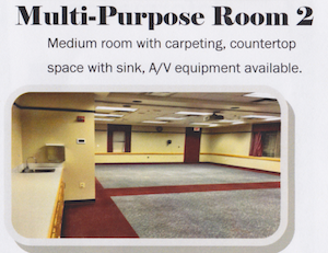 Multi-Purpose Room 2